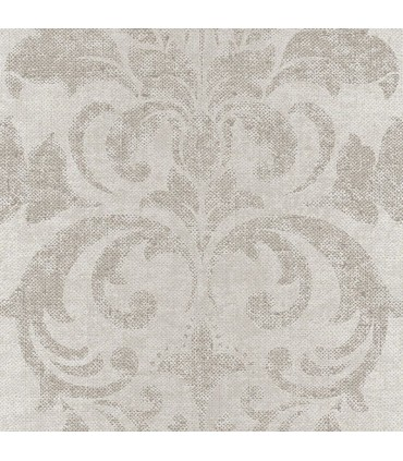 G34118 - Vintage Damasks Wallpaper by Norwall