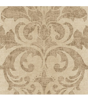 G34119 - Vintage Damasks Wallpaper by Norwall