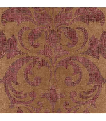 G34120 - Vintage Damasks Wallpaper by Norwall