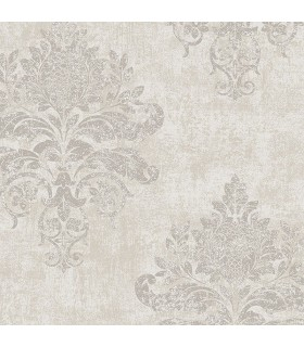G34156 - Vintage Damasks Wallpaper by Norwall