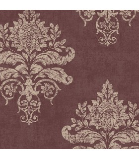 G34158 - Vintage Damasks Wallpaper by Norwall