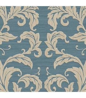 G34111 - Vintage Damasks Wallpaper by Norwall