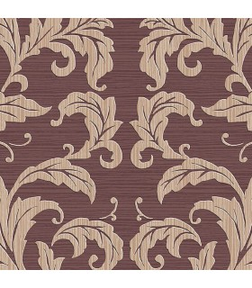 G34116 - Vintage Damasks Wallpaper by Norwall