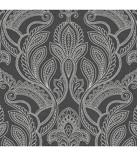 G34144 - Vintage Damasks Wallpaper by Norwall