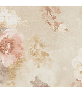 G34102 - Vintage Damasks Wallpaper by Norwall