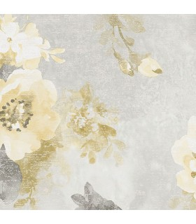 G34104 - Vintage Damasks Wallpaper by Norwall