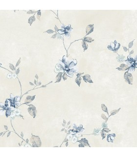 G34159 - Vintage Damasks Wallpaper by Norwall