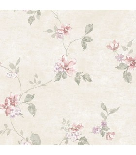 G34160 - Vintage Damasks Wallpaper by Norwall