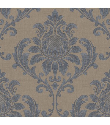 G34127 - Vintage Damasks Wallpaper by Norwall