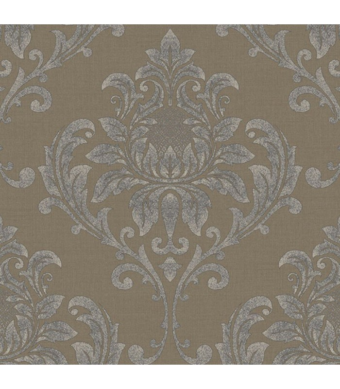 G34129 - Vintage Damasks Wallpaper by Norwall