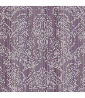 G34147 - Vintage Damasks Wallpaper by Norwall