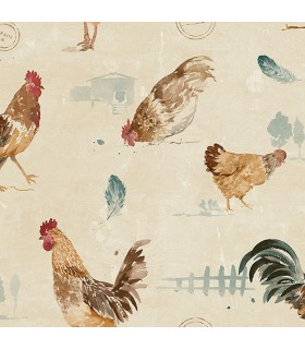 FK34434 - Fresh Kitchens 5 - Chickens