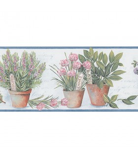 KV79531 - Fresh Kitchens 5 -Herb Border
