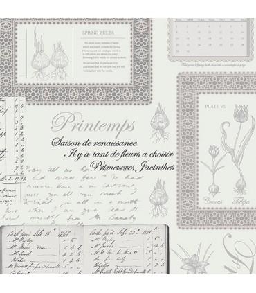 FK34417 - Fresh Kitchens 5 -Spring Flower Bulbs - Script