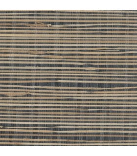 NZ0786 - Grasscloth by York - River Grass - Blue