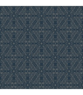 HS2003 - Cobalt Blues Wallpaper by York