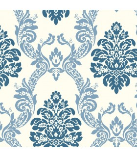 HS2125 - Cobalt Blues Wallpaper by York