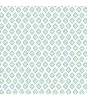 MS6433 - Cobalt Blues Wallpaper by York
