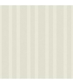 SW7413 - Ashford Whites Wallpaper-Dart Stripe