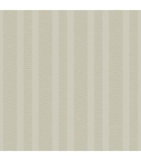 SW7414 - Ashford Whites Wallpaper-Dart Stripe