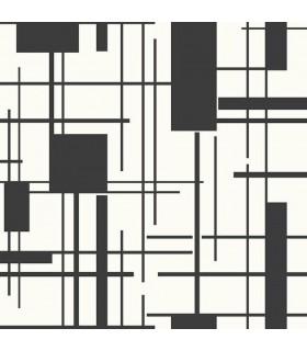 SW7425 - Ashford Whites Wallpaper-Piet