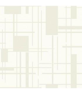SW7427 - Ashford Whites Wallpaper-Piet