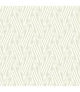 SW7442 - Ashford Whites Wallpaper-Groovy