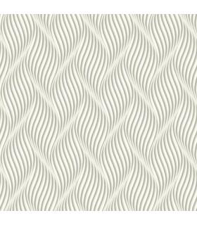 SW7443 - Ashford Whites Wallpaper-Groovy