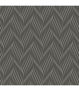 SW7446 - Ashford Whites Wallpaper-Groovy