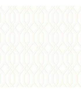 SW7500 - Ashford Whites Wallpaper-Garden Pergola