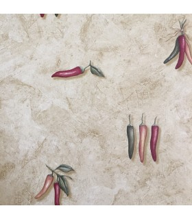 5811984 - Village Wallpaper-Jalepeno Peppers