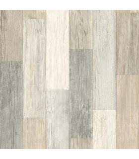 LG1400 - Rustic Living by York - Pallet Board Wallpaper