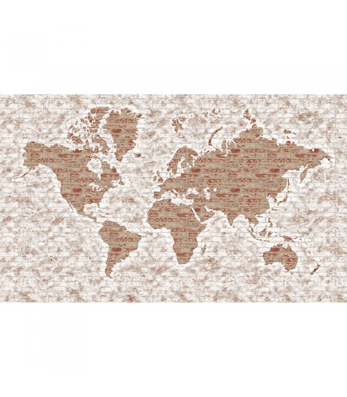 Lg1405m rustic living by york world map wallpaper mural lg1405m rustic living by york world map wallpaper mural gumiabroncs Images