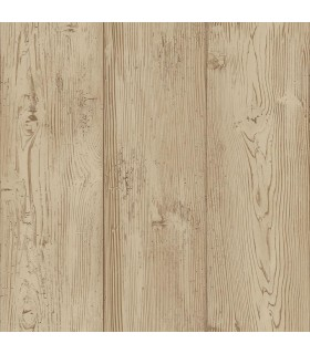 CT1936 - Rustic Living by York - Cabin Boards Wallpaper