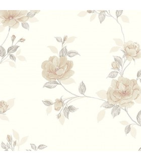 IM36402 - Silk Impressions 2 by Norwall Floral Wallpaper