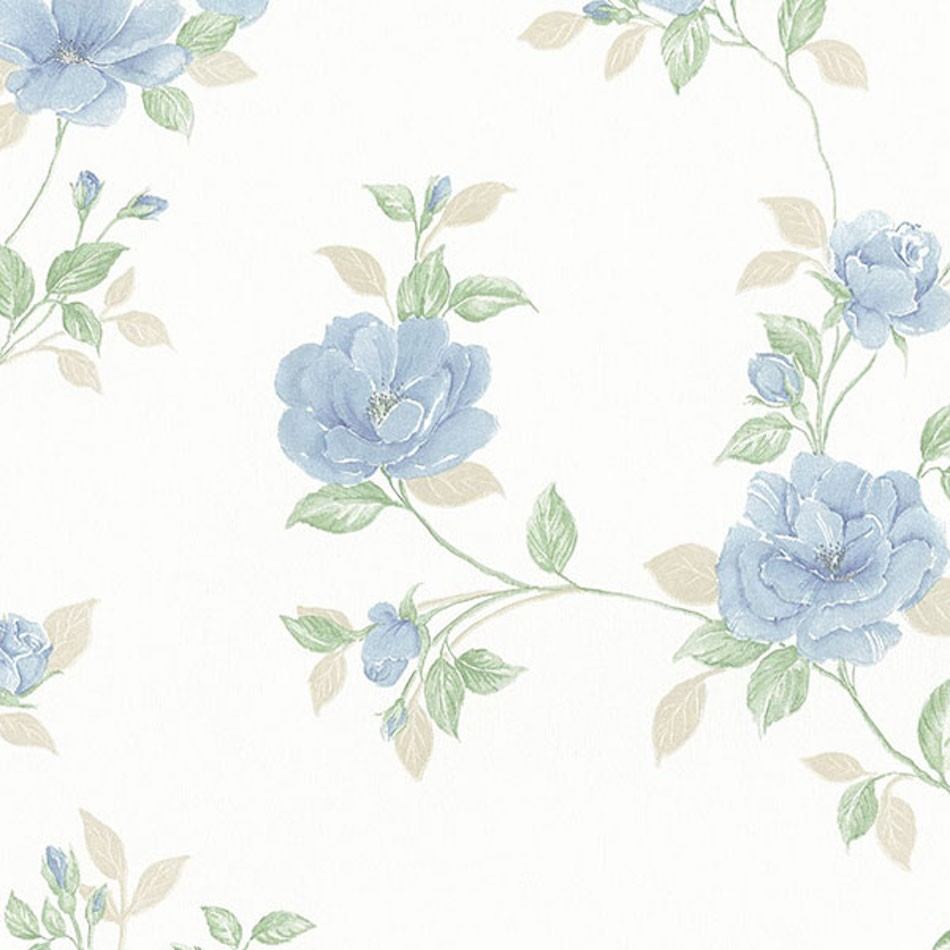 Md29436 Silk Impressions 2 By Norwall Floral Wallpaper Wallpaper The Home
