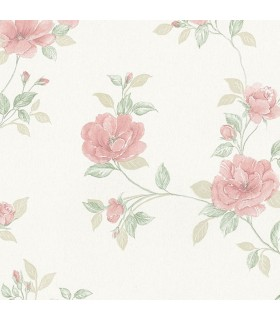 MD29439 - Silk Impressions 2 by Norwall Floral Wallpaper