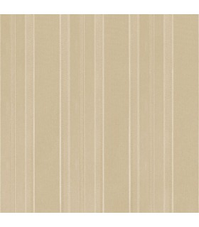 MD29465 - Silk Impressions 2 by Norwall Beige Silk Stripe