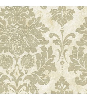 MD29414 - Silk Impressions 2 by Norwall Damask Wallpaper