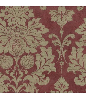 MD29416 - Silk Impressions 2 by Norwall Damask Wallpaper