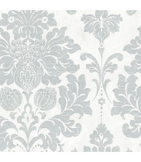 MD29419 - Silk Impressions 2 by Norwall Damask Wallpaper