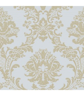 IM36405 - Silk Impressions 2 by Norwall Damask Wallpaper