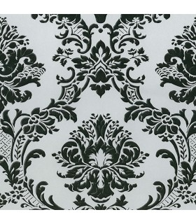 MD29433 - Silk Impressions 2 by Norwall Damask Wallpaper