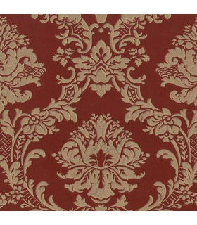 MD29434 - Silk Impressions 2 by Norwall Damask Wallpaper