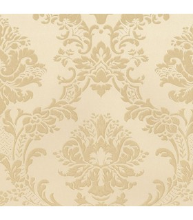 MD29435 - Silk Impressions 2 by Norwall Damask Wallpaper