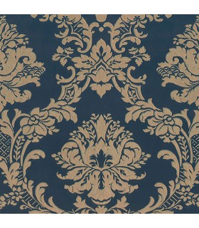 MD29470 - Silk Impressions 2 by Norwall Damask Wallpaper