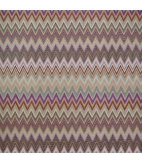 MI10062 - Missoni Home Wallpaper - Zig Zag Multicolor