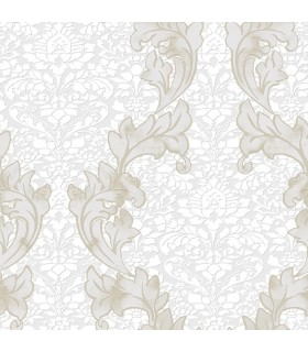 JC20031 - Concerto Wallpaper by Patton/Design ID-Damask