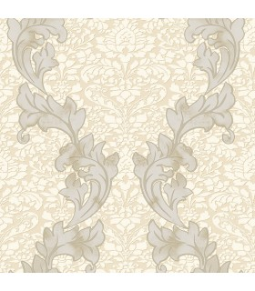 JC20032 - Concerto Wallpaper by Patton/Design ID-Damask
