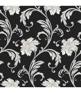 JC20065 - Concerto Wallpaper by Patton/Design ID-Scroll Floral